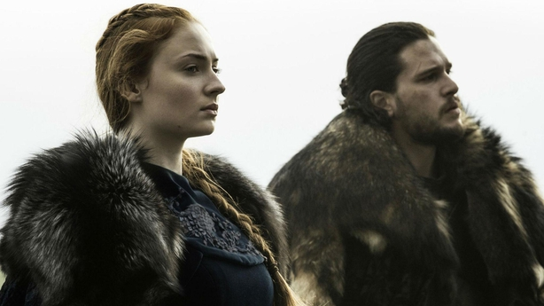 Sophie Turner and Kit Harington returning for Game of Thrones&#39 final season