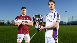 Mullinalaghta and Kilnacud Crokes captains