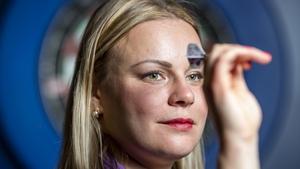 AnastasiaDobromyslova is a three-time Women's BDO champ