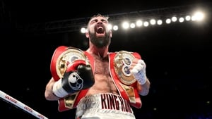 Jono Carroll has won all 16 fights