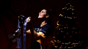 Eimear Meaney of Mourneabbey is hoping to help her side to an early Christmas present