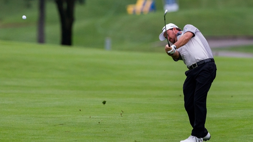 Three golf teams tied QBE Shootout lead