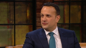 Leo Varadkar said he was sorry that families were in the situation they are in
