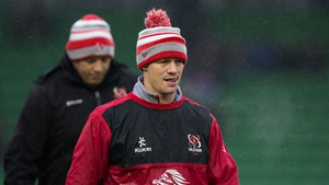 Dwayne Peel is expecting a big performance from Ulster