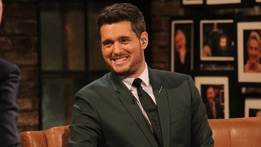 Michael Bublé | The Late Late Show