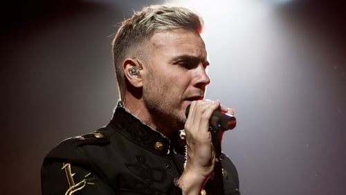 """Gary Barlow - """"For anyone who's been through anything like this, I think it's something you accept that you're going to be dealing with for the rest of your life"""""""