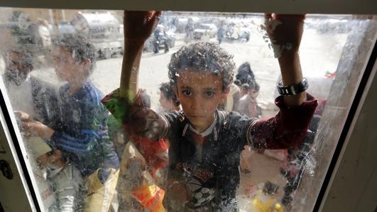 80% of all children in Yemen need humanitarian assistance
