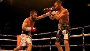 Jono Carroll and Guillaume Frenois could be set for a rematch