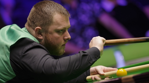 Mark Allen will face Ronnie O'Sullivan in the final