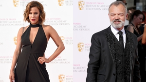 Caroline Flack said of Graham Norton's joke -