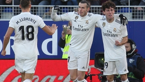 Gareth Bale scored early on