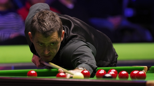 Ronnie O'Sullivan has failed to win a ranking event this season, coming up short in five finals