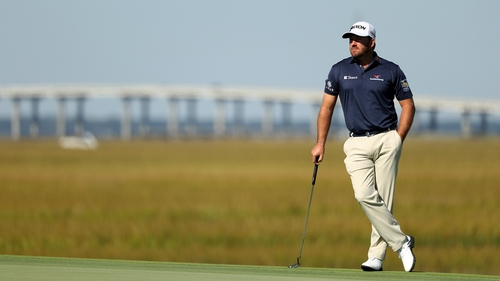 Graeme McDowell and Emiliano Grillo were long time leaders