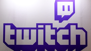 The 26-year-old was using the Twitch video platform to broadcast himself