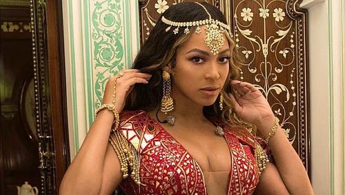 Image via Beyoncé/Instagram