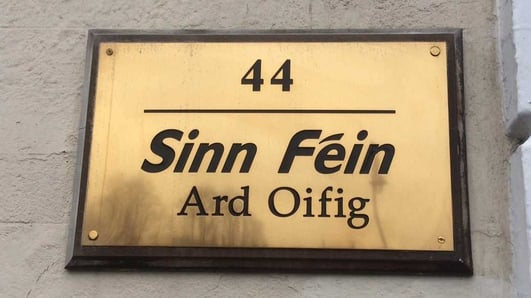 The collapse in the vote for Sinn Féin