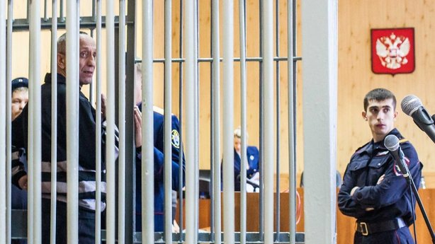 Jailed Russian serial killer convicted of 56 more murders