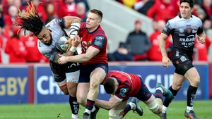 Rory Scannell will only be focused on Munster this weekend