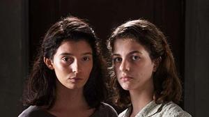 Margherita Mazzucco and Gaia Girace in My Brilliant Friend