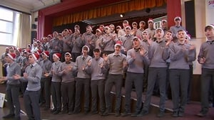 The students from St Colman's College, Fermoy, recorded a cover of the Bill Withers hit Lean on Me to raise money for a number of causes