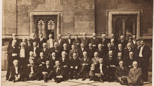 Irish Parliamentary Party at the House of Commons