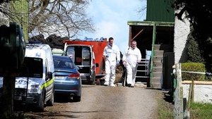 The woman died last April when she was hit by an agricultural vehicle on her farm