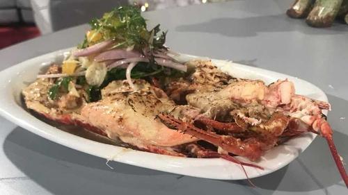 Niall Sabongi's Classic Lobster Thermidor.