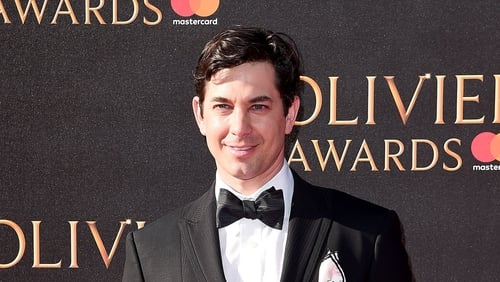 """Adam Garcia: """"I feel quite honoured to be a part of acultural zeitgeist and something that is now inside culture"""""""