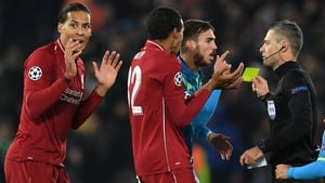 It was a nervy night for Liverpool