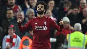 Mo Salah has gone from strength to strength at Liverpool