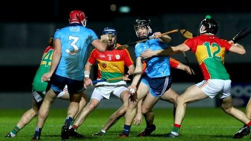 Dublin ran out eight-point winners