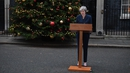 Theresa May was told of the no-confidence motion by the 1922 Committee chairman