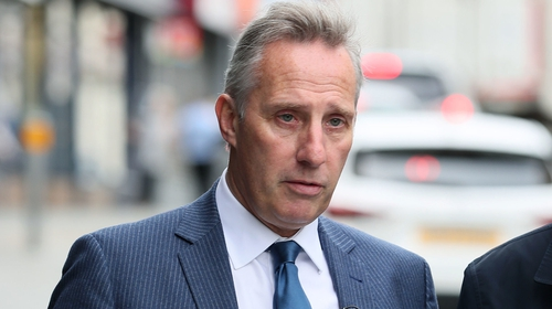 Ian Paisley survived Westminster's first ever recall petition last year