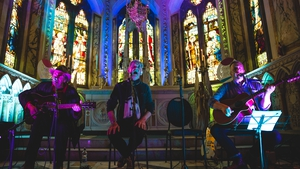 Scullion perform at Other Voices