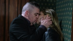 Sparks fly after a fight between Carol and Robbie