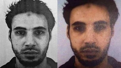 Cherif Chekatt, the 29-year-old suspect, is a French citizen who was born in Strasbourg (Pic: French Police)