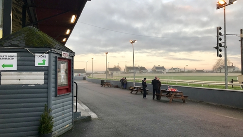 Kilkenny Greyhound Stadium gets ready for its first morning meeting