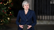 Theresa May said that she will seek legal and political assurances from the EU on the backstop