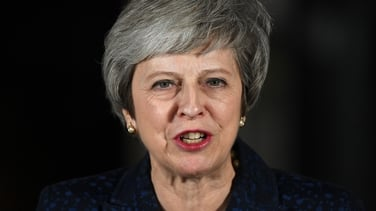 Príomh-Aire na Breataine,Theresa May (Pic: Getty)