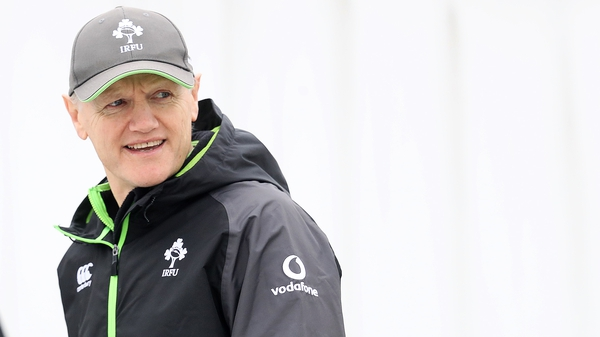 The Ireland head coach says he isn't bothered by what other teams do