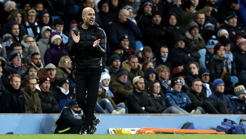 Guardiola praises City team for coming through tough test in Champions League