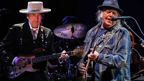 Bob Dylan and Neil Young - Tickets go on sale next Monday, December 17, at 9:00am from outlets nationwide
