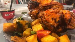 Sunil Ghai's Tandoori Chicken.
