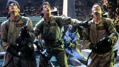 New Ghostbusters film being developed