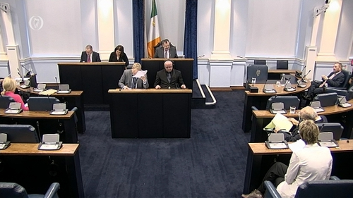 Controversial Judicial Appointments Bill is currently before the Seanad