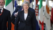 Theresa May has said that she is not expecting a breakthrough on the backstop at the two-day summit