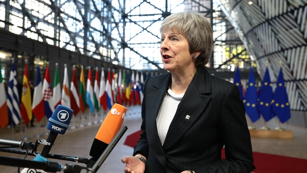'You called me nebulous': Heated exchange between May and Juncker goes viral