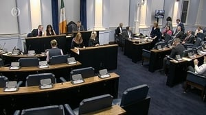 The bill passed in the Seanad following many hours of debate