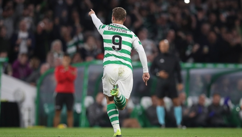 """Celtic announced that Leigh Griffiths will be out of football for personal reasons """"for a little period of time"""" as he """"seeks professional help"""""""