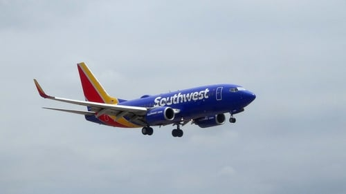 Human heart left onboard Southwest flight prompts in-air turnaround